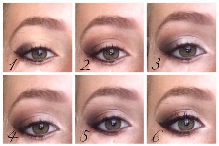 foto tutorial de maquiagem eduarda makeup