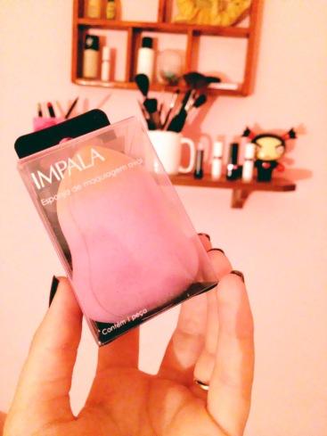 esponja impala blog eduarda makeup