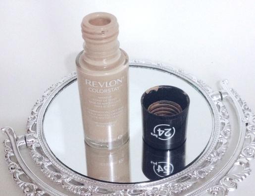 resenha base revlon colorstay eduarda makeup