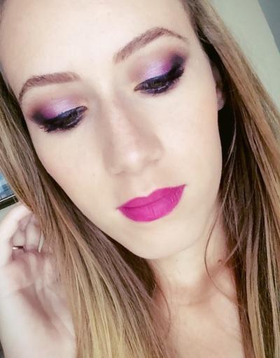 maquiagem outubro rosa blog eduarda makeup