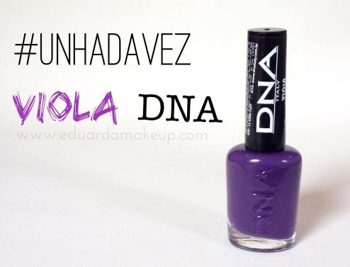 Esmalte DNA italy eduarda makeup