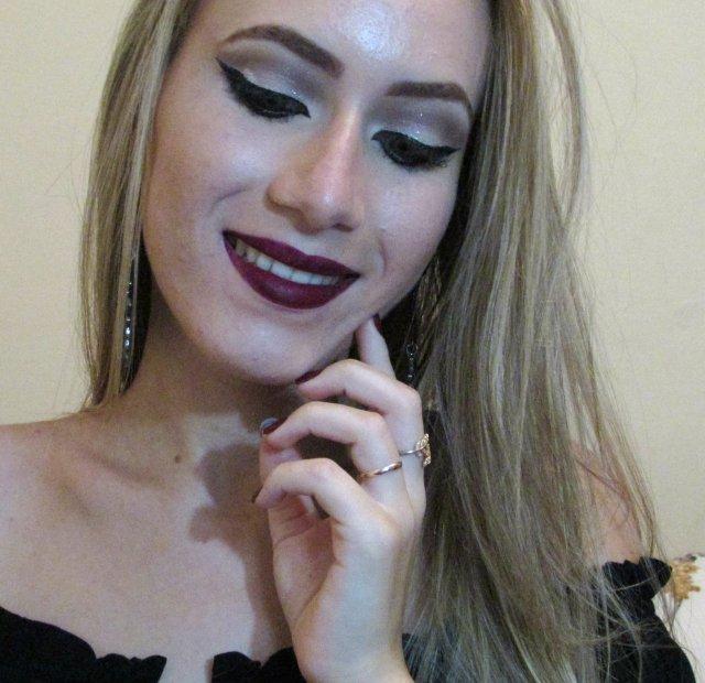 maquiagem para festas e baladas