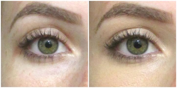 antes e depois corretivo alta cobertura